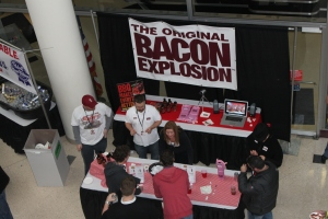 blue ribbon bacon festival